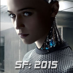 Filmy Science Fiction 2015