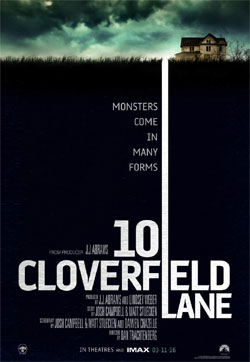 10 coverfield lane poster